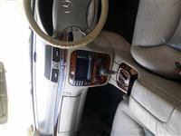 Mercedes benz s class 320 cdi model w220 limousine