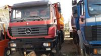 Mercedes 4 AKS 35-35 35 38 MAN 33 361