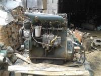 Motor per kombanje dhe zetor fostrit