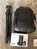 Canon 5D Mk iii me lente 50mm F 1.2L