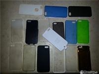 15 covera dhe 1 bateri shtes per iphone 5