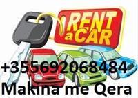 MAKINA ME QIRA NE RINAS TIRANE,0692068484