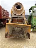 Autobetonjere  per prodhim betoni