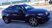 U Shit FLM MerrJep. BMW X6 3.5 naft LOOK M FULL