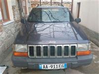 Jeep Grand Cherokee 4×4 Benzine Gaz