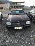 Mercedes-Benz SL500 -92