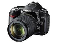 Nikon D90 + AF-S DX Nikkor 18-55mm