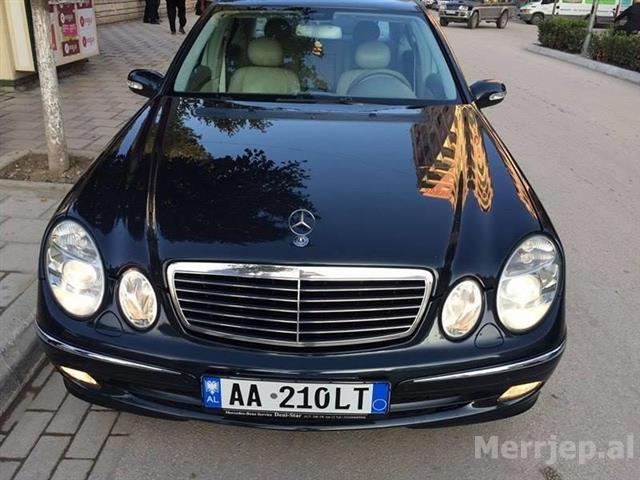 Mercedes-Benz-E270-CDI