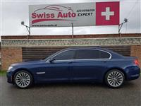 BMW 750 i LUNGO BITURBO SUPER FULL SWISS AUTO