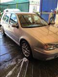 VW Golf 4 DI te kuqe Klimatronic -00