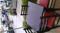 kolltuqe per lokale dhe karrige