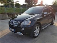 Mercedes Benz ML 550 Benzin+Gaz