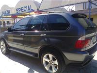 BMW X5 Mundesi nderrimi