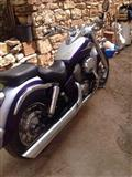Honda Shadow 750 -04