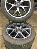 4 Disqe 17Inch Bmw me goma 235/45/17 Continental
