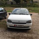 Renault Clio benzin -96