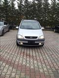 Opel Zafira Benzin Gaz