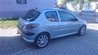 U shit Peugeot 206 Nafte Nderrohet