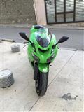 SHITET Motorr Kawasaki ninja
