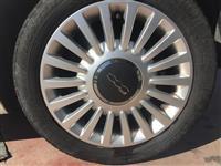 Fiat 500 benzine/gaz
