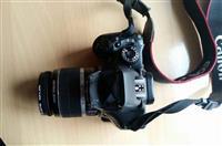 CANON EOS 550D + 18-55mm