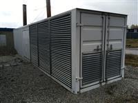 Gjenerator 1250 kVa/1000kW