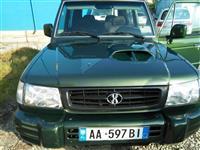Hyundai Galloper viti 2000 shitet nderrohet
