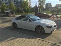 BMW 645 benzin+gaz