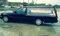Makine Funerali Benz 200