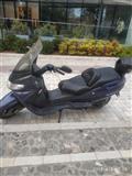 Shes Suzuki Burgman 250 cc viti 00