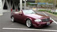 Kerkoj Mercedes SL  2.8