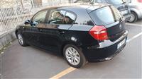 BMW seria 1 modeli 118 2007