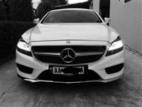 Mercedes Benz CLS 500 look AMG