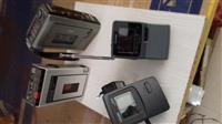 TV dhe kasetofona vintage