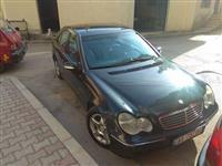 Mercedes C Class Benzine + Gaz OKAZION