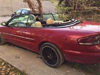 Chrysler Sebring benzin+gaz