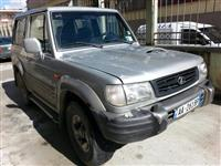 Hyundai Galloper dizel -99