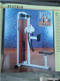 Vegla fitnesi marka TECA innovative fitness tech..