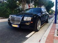 Chrysler 300C benzin+gaz