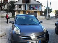 Shes makine Nissan Micra Viti 2005, 2.800 i Diskut