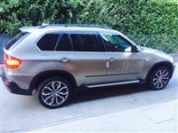 BMW X5 4.8i benzine+gaz