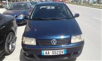VW Polo benzin