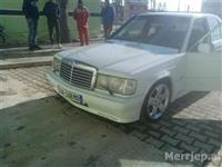 Mercedes benz  190 benzine-gaz