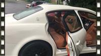Masserati Quattroporte Sport
