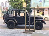 Jeep Wrangler benzin+gaz