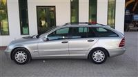 MERCEDEZ BENZ C200 2002