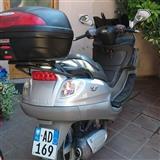 Motor Piaggio X- 9, 250 cc