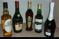 Alkol + shampanj