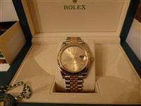 Modeli i ri 41MM çeliku dhe Rolex Datejust 126333