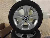 Goma dhe Disqe BMW X 5 Michelin
